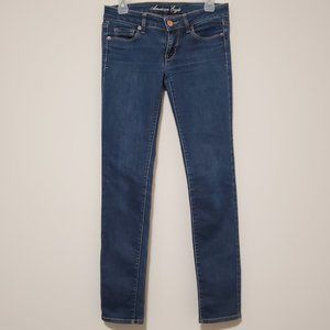 AMERICAN EAGLE|Skinny Stretch Jeans Sz 4 30inseam